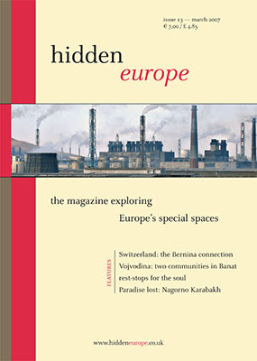 Editorial hidden europe 13