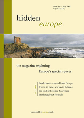 editorial hidden europe 14