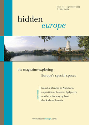 hidden europe: a look into the past