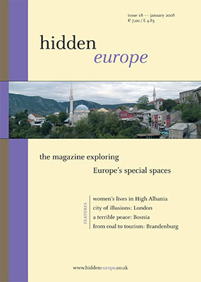 editorial hidden europe 18