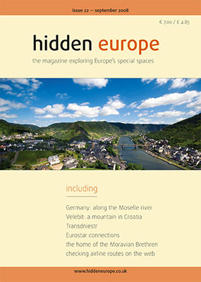 Editorial hidden europe 22