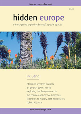 editorial hidden europe 23
