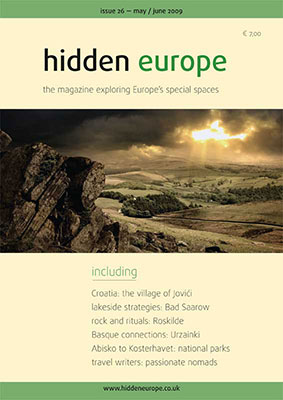 Editorial hidden europe 26