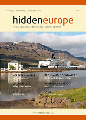 Editorial hidden europe 29