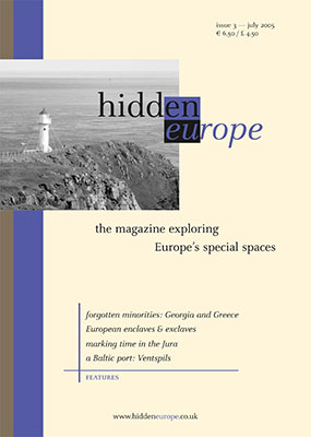 Editorial hidden europe 3