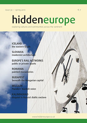 Editorial hidden europe 30
