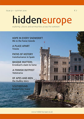 Editorial hidden europe 31