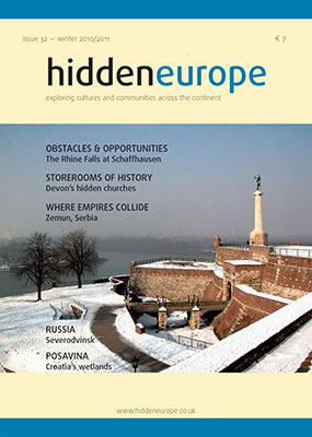 Editorial hidden europe 32