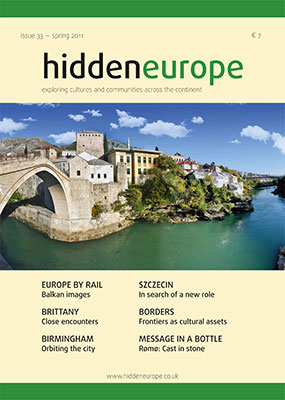 Europe by Rail: Balkan images