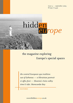 Editorial hidden europe 4