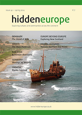Editorial hidden europe 42