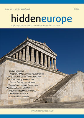 Editorial hidden europe 47