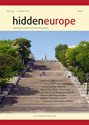 Editorial hidden europe 49