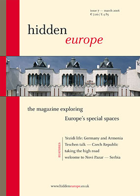 Editorial hidden europe 7